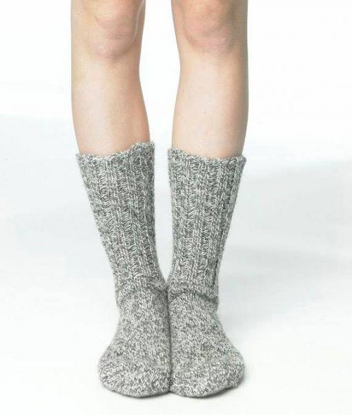 Varma Islandwolle Socken